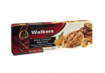 Stem Ginger-Biscuits