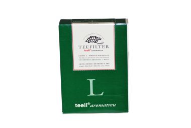 Papier-Teefilter