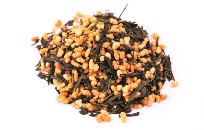 Japan Green Tea Genmaicha