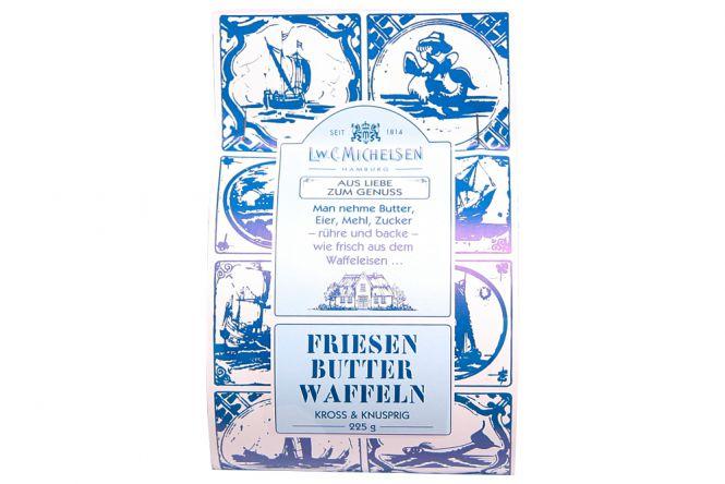 Friesische Butterwaffeln