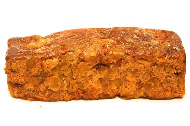 Honigkuchen mit Ingwer
