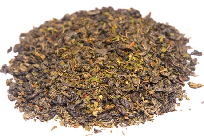 "China Gunpowder ""LE TUAREGG"" 100 g"