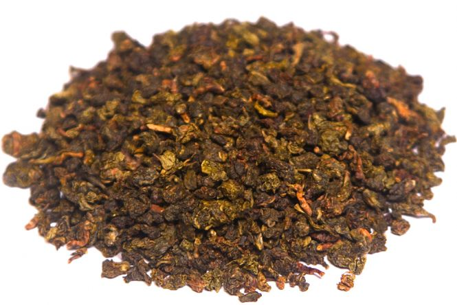 China Milky Jade Oolong