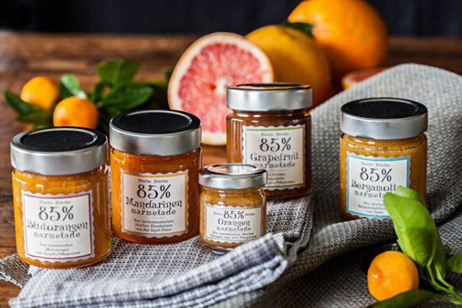 "Deligreece Marmelade ""Orangen"""