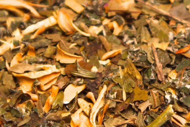 Schietwetter-Tee - ayurvedisch