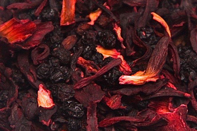 Rote-Grütze-Tee